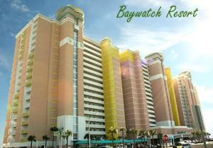 baywatch oceanfront vacation condos
