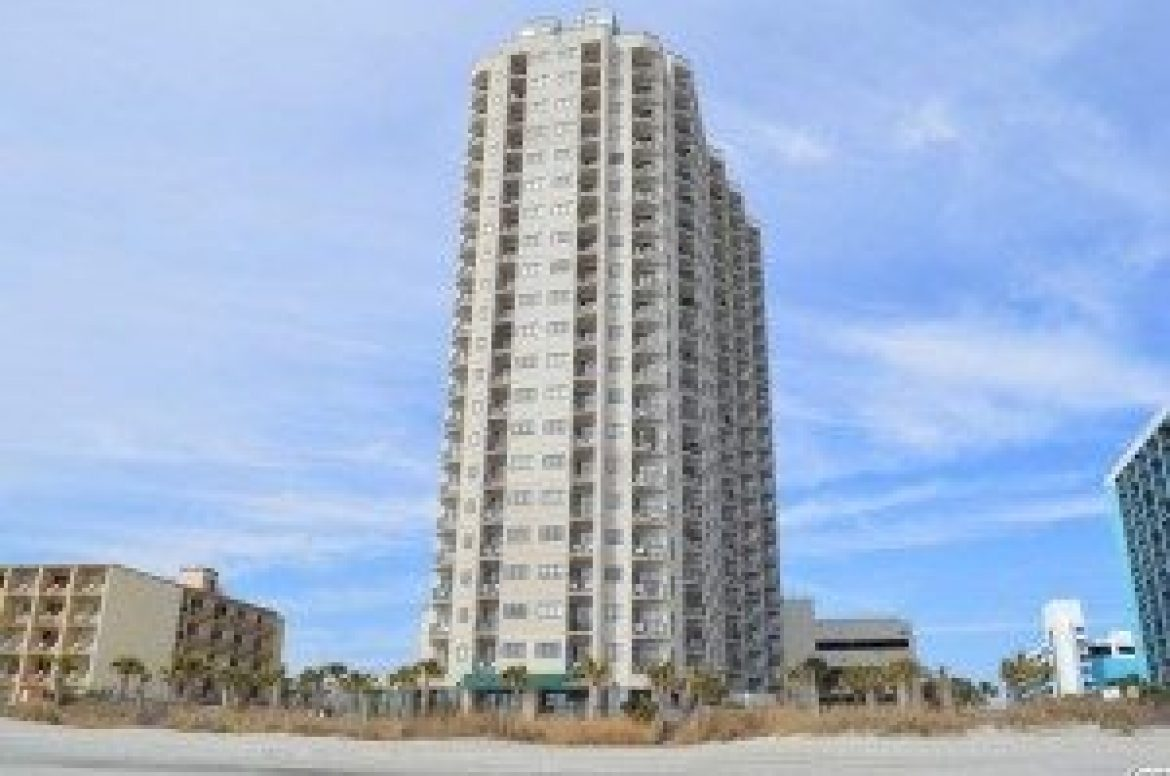 Myrtle Beach Vacation Condos - The Palace Resort